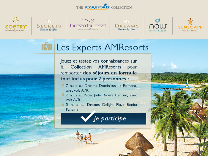 Les Experts AMResorts