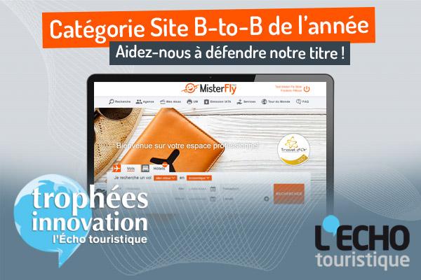 Trophées Innovation
