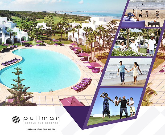 Pullman Mazagan : Offre à 62€ la demi-double en demi-pension