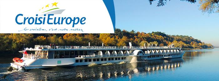 CroisiEurope, 1ère compagnie de croisières fluviales en Europe, recherche: UN ATTACHE COMMERCIAL EXPERIMENTE H/F